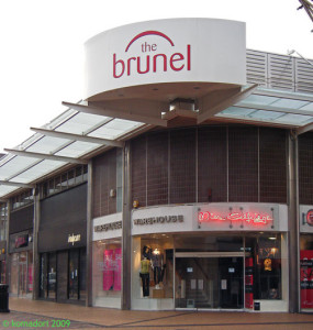 The Brunel – artist's impression and reality