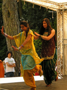 Swindon Mela Fashion Show
