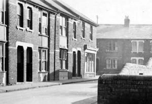 Joseph Street in 1954
