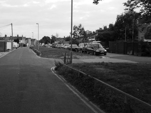 Canal Walk in 2009