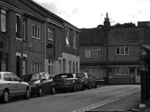 Joseph Street in 2009