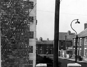 Marlborough Street in 1954
