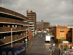 Old Swindon car parks