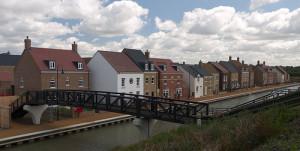 East Wichel canalside